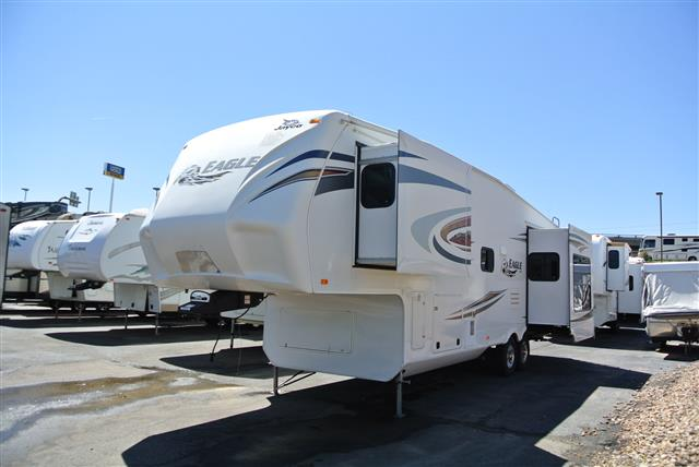 Used 2011 Jayco Eagle 321RLTS Fifth Wheel For Sale