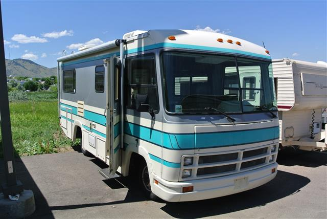 Used 1993 Fleetwood Flair 25Y Class A - Gas For Sale