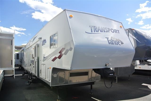 Used 2006 Thor Tahoe 36WTB Fifth Wheel Toyhauler For Sale