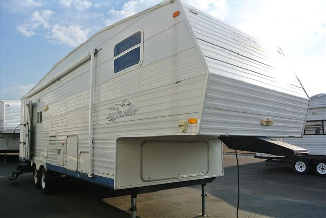 Used 2004 Jayco Jay Flight 281 Fifth Wheel For Sale