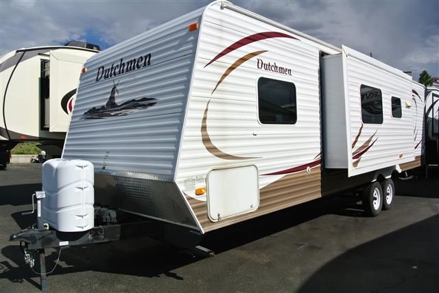 Used 2010 Thor Dutchmen 28B Travel Trailer For Sale