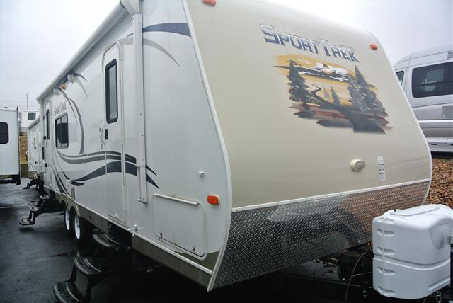 Used 2013 K-Z SPORT TREK 250VRK Travel Trailer For Sale