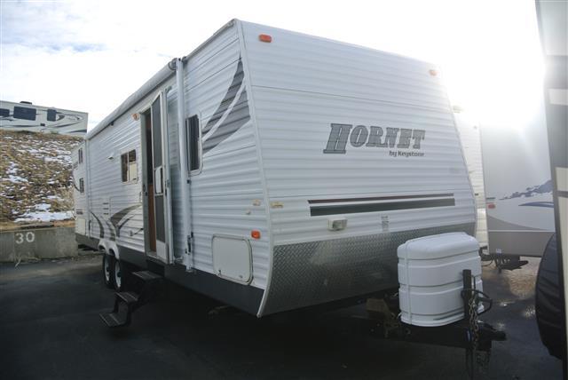 Used 2006 Keystone Hornet 31BHS Travel Trailer For Sale