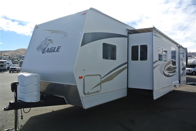 Used 2007 Jayco Eagle 314BHDS Travel Trailer For Sale