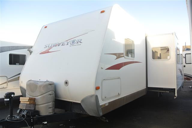 Used 2008 Forest River Surveyor SV304 Travel Trailer For Sale