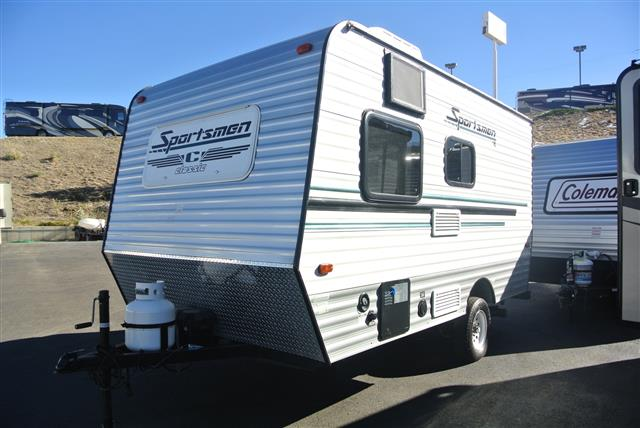 Used 2015 K-Z Sportsmen 14RB Travel Trailer For Sale