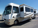 Used 2008 Four Winds Hurricane 34N Class A - Gas For Sale