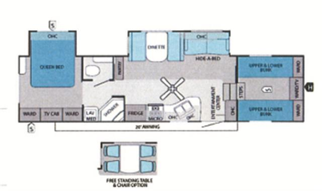 toy hauler floor plans 5th wheel trend home design and decor jayco eagle fifth floor plans modern home design and