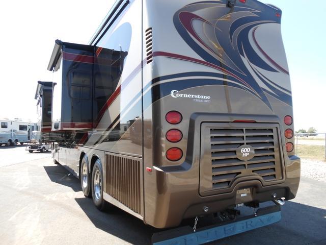 New 2014 ENTEGRA COACH CORNERSTONE 45K Class A - Diesel For Sale