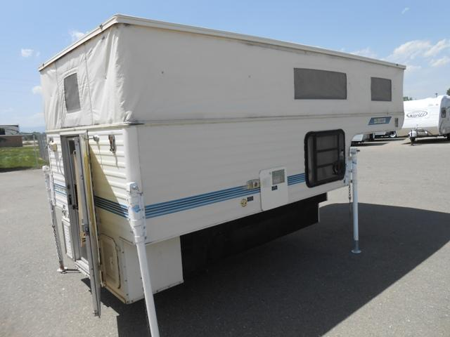 used1995 lite craft lite craft truck camper for sale