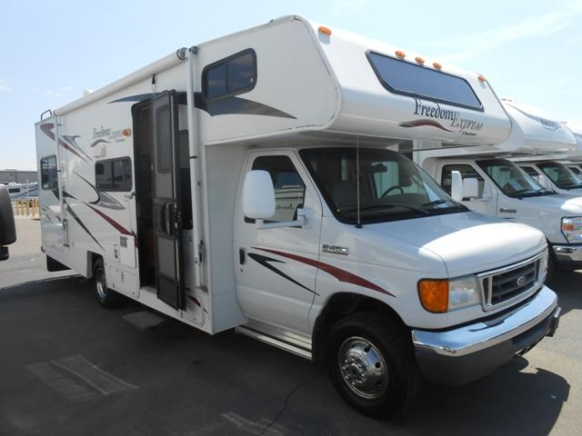 Buy a Used Coachmen Freedom Express in Longmont, CO.