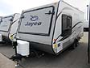 New 2014 Jayco JAY FEATHER ULTRALITE X19H Hybrid Travel Trailer For Sale