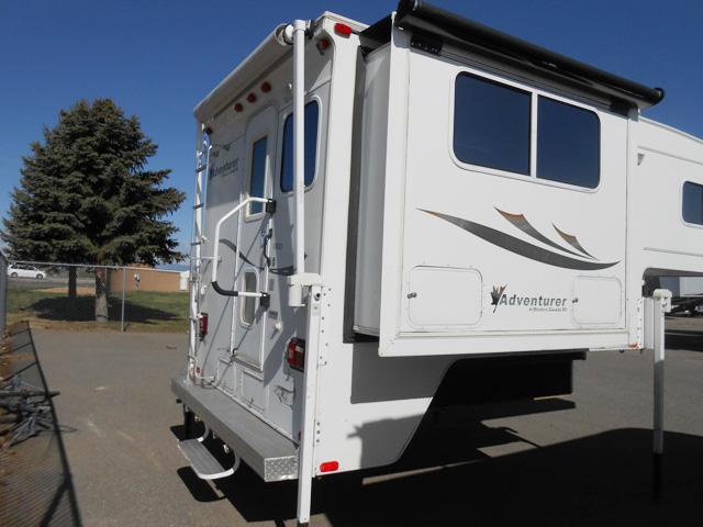 Used2004 West Canada Adventurer Truck Camper For Sale