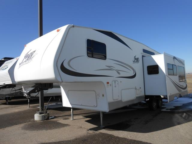 Used 2006 Thor Jazz 2780BHS Fifth Wheel For Sale