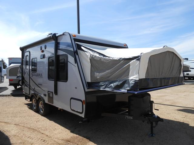 2015 Forest River SOLAIRE EXPANDABLE