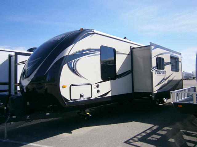 New 2015 Keystone Premier 34BH Travel Trailer For Sale