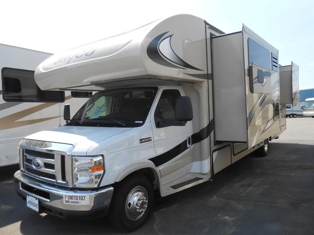 New 2015 Jayco Greyhawk 31DS Class C For Sale