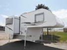 Used 2012 Palomino REAL LITE 1912 Truck Camper For Sale
