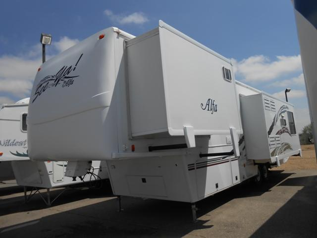 Used 2006 Alfa See Ya 35RLIK 314 Fifth Wheel For Sale