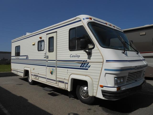Used 1990 Coachmen Catalina Class A Gas For Sale In