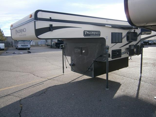 New 2015 Forest River BACKPACK EDITION SS-550 Truck Camper For Sale