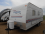 Used 2002 Fleetwood Pioneer 19T4 Travel Trailer For Sale