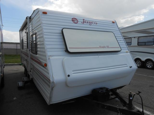 Popular Used 2005 Jayco Eagle RV 298BHS For Sale  CW0218 Travel Trailer  2