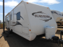 Used 2010 Forest River Surveyor SVT302 Travel Trailer For Sale