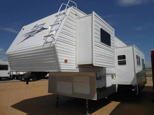 2004 Forest River Sierra Sport