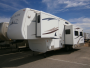 Used 2005 Forest River Cedar Creek 30RGBS Fifth Wheel For Sale