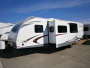 Used 2012 Heartland Northtrail 31QBSS Travel Trailer For Sale