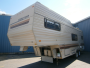 Used 1988 Fleetwood Wilderness 27-5G Fifth Wheel For Sale
