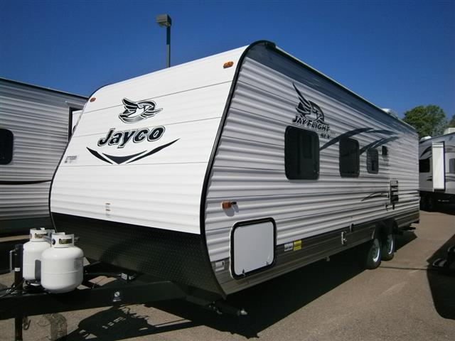 New 2016 Jayco JAY FLIGHT SLX 264BHW Travel Trailer For Sale