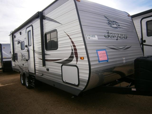 New 2015 Jayco Jay Flight 24FBS Travel Trailer For Sale