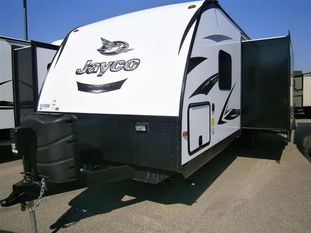 New 2016 Jayco WHITE HAWK 28BHKS Travel Trailer For Sale