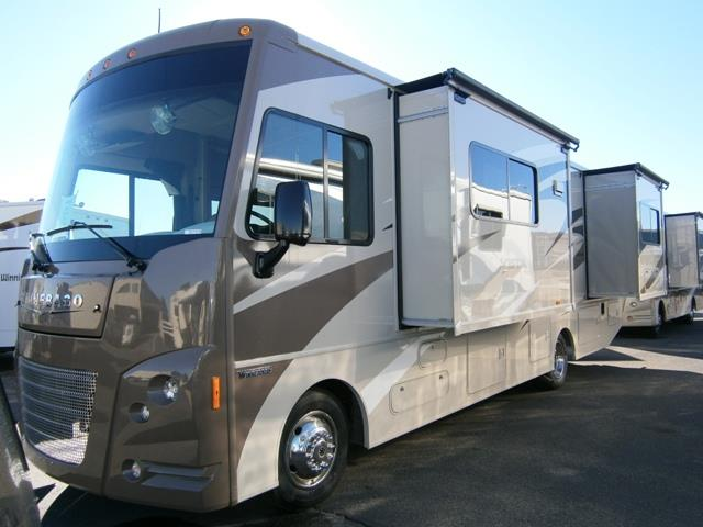 New 2015 Winnebago Vista 30T Class A - Gas For Sale