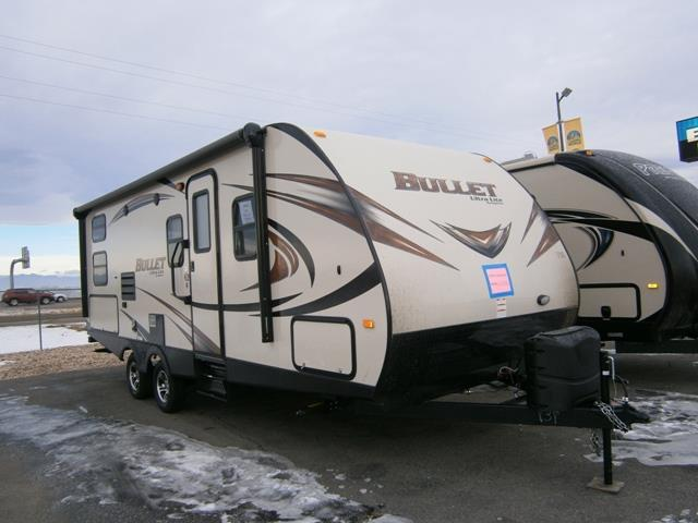 New 2015 Keystone Bullet 243BHS Travel Trailer For Sale