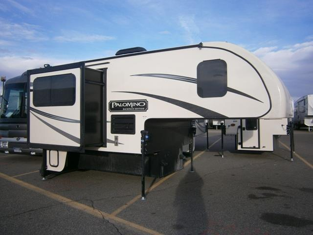 New 2015 Forest River BACKPACK EDITION HS-2902 Truck Camper For Sale