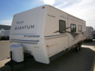 Used 2005 Fleetwood Terry Quantum 290FQSG Travel Trailer For Sale