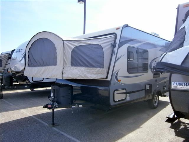 New 2016 Dutchmen Aerolite 174E Hybrid Travel Trailer For Sale