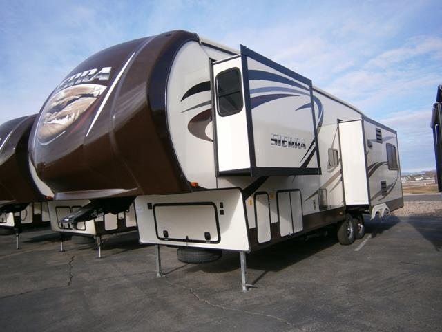 New 2015 Forest River Sierra 34CK Fifth Wheel For Sale
