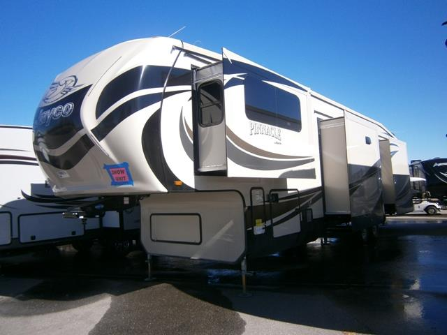 New 2015 Jayco Pinnacle 38FLSA Fifth Wheel For Sale