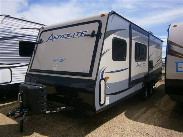 New 2016 Dutchmen Aerolite 204ES Hybrid Travel Trailer For Sale