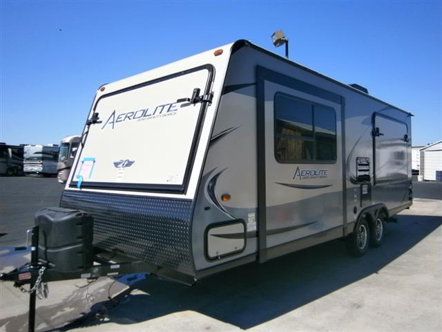 New 2016 Dutchmen Aerolite 224ES Hybrid Travel Trailer For Sale