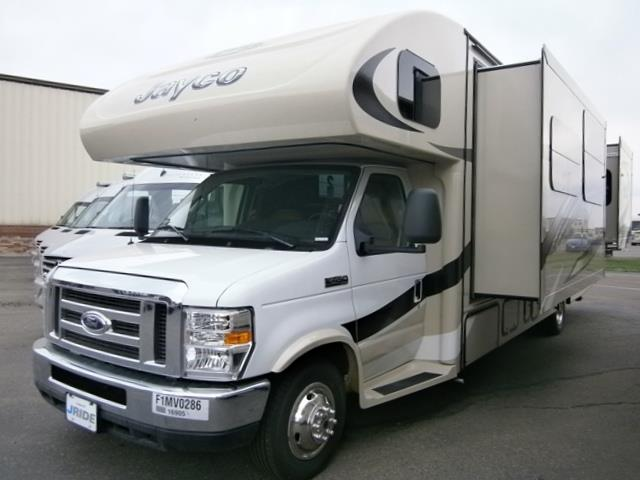 New 2015 Jayco Greyhawk 29MV Class C For Sale