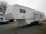 Used 2002 Thor FOUR WINDS CLASSIC 27RL Fifth Wheel For Sale