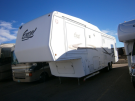 Used 2006 PETERSON INDUSTRIES Excel 33RSE Fifth Wheel For Sale