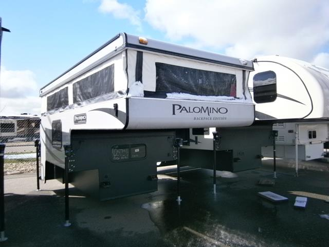 New 2015 Forest River BACKPACK EDITION SS-1240 Truck Camper For Sale