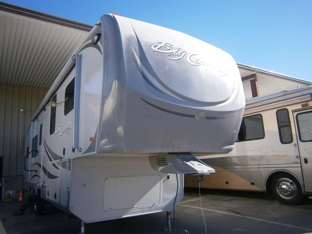 Used 2011 Heartland Big Country 2950RK Fifth Wheel For Sale