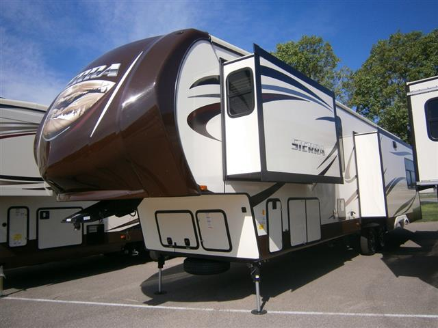 New 2016 Forest River Sierra 360PDEK Fifth Wheel For Sale